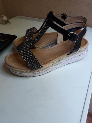 Udobne i lepe sandale, broj 38. Nosene samo jednom - Beograd - slika 6