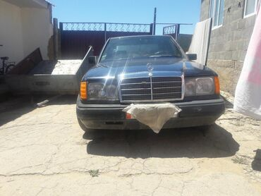 Транспорт - Бостери: Mercedes-Benz W124 2.3 л. 1987   300000 км