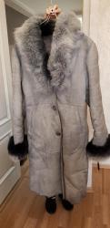 odin raz odevala na vypusknoj в Кыргызстан: Продаю дублёнку 46-48 размера. В отличном состоянии. Рукава и воротник