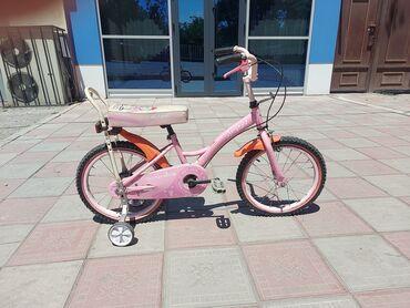 Спорт и хобби - Джал мкр (в т.ч. Верхний, Нижний, Средний): Продается детский велосипед для девочки