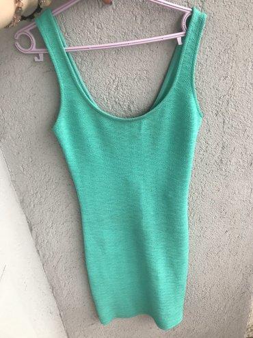 Ženska odeća | Presevo: Bershka haljina- pozadi ima patent koji je u funkciji ali ne do kraja