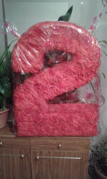 Продаю двоечку , красного цвета ручной в Кара-Балта
