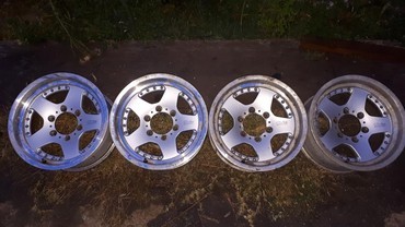 Продаю комплект R16, 8J off 10 дисков, не в Бишкек