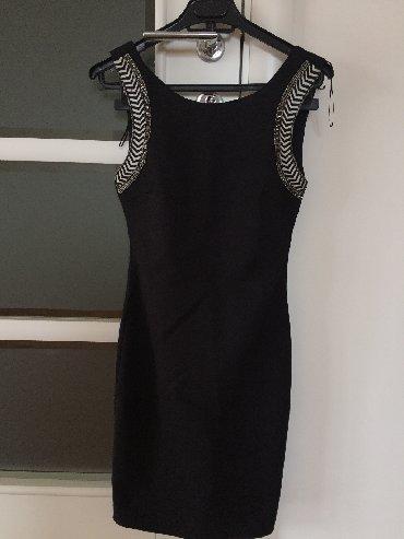 Sexy-crna-haljina - Srbija: Zara crna haljina