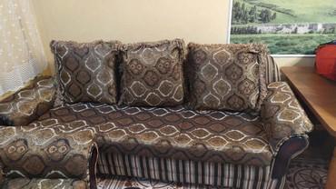 Продается диван тройка. состояние в Бишкек