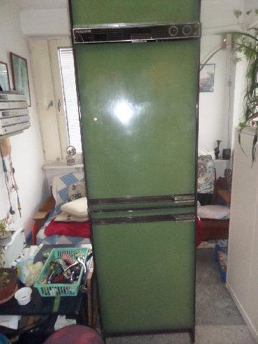 Zamrzivači | Srbija: Na prodaju Zamrzovač i frižider Husquvarna uspravan sa dva motora