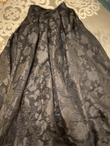 Длинная юбка в пол красивое в живую очень стильная брала в luxury за