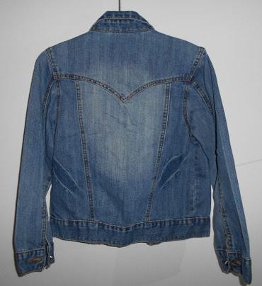Decija teksas jakna uzrast 8-10 godina. Neprolazan i obavezan deo - Belgrade