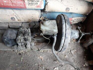 запчасти на бмв е34 в Кыргызстан: Продаю запчасти в отличном состоянии Блок ABS и Вакуум на БМВ Е34