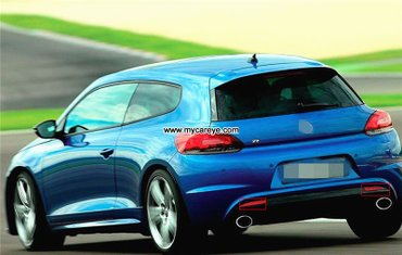 VW Scirocco R GTS Rline LED running Bumper Brake Lights  Model in Malangawa - photo 5