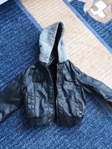 Dečija odeća i obuća - Negotin: Decija jakna kozna sacuvana