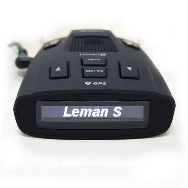 Другая автоэлектроника - Кыргызстан: SilverStone F1 Leman S – это сигнатурный радар-детектор от SilverStone
