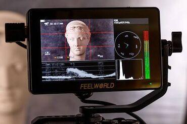 монитор 144 гц бишкек in Кыргызстан | МОНИТОРЫ: Накамерный монитор Feelworld F6 Plus 3D LUT Touch Screen 5.5Состояние