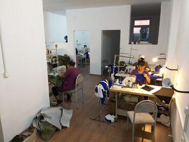 Пошив одежды - Кыргызстан: Требуется заказчик хороший современный швейный цех.Имеется все необх