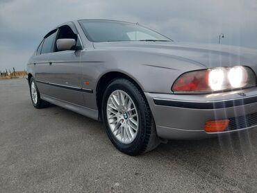 bmw-x5-xdrive50i-steptronic - Azərbaycan: BMW 523 2.5 l. 1996 | 323322 km