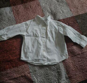 Белая рубашка на 3 года