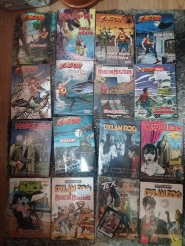 Haljina-na-rsd - Srbija: Stripovi u celofanu
