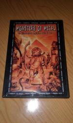 prinimaju cvetnoj metal в Кыргызстан: Продаю б/У DVD диск с клипами Monsters of Metal в городе Ош
