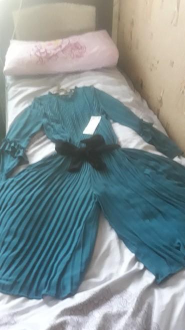 вечернее платье zara в Кыргызстан: Платье- комбинезон,размер L,новое,Zara Своя цена это. Не просите