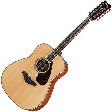 Акустическая гитара YAMAHA FG820-12NT  Представляем вашему вниманию 1