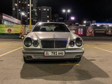 Mercedes-Benz E 230 2.3 л. 1996 | 3880000 км