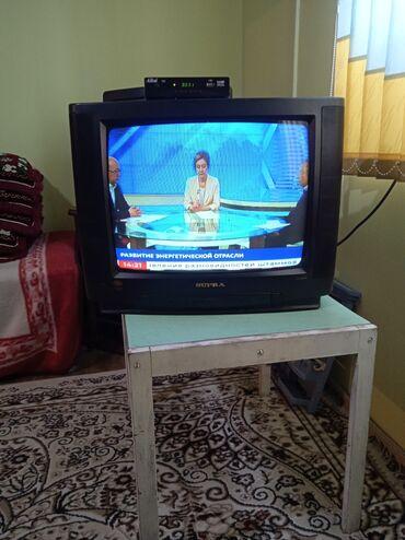 Телевизор Супра 54см диагональ показывает четка. + Санарип адрес