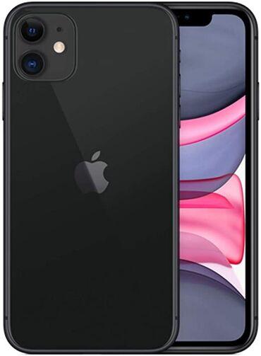 айфон 8 цена ош in Кыргызстан | APPLE IPHONE: IPhone 11 | 128 ГБ | Черный Б/У | Гарантия, Беспроводная зарядка, Face ID