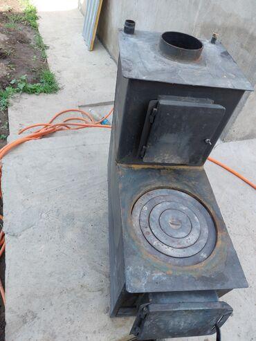 ремонт обуви поблизости в Кыргызстан: Печка для паравого отопления,Работает отличноСостояние как новый