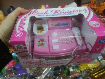 Xırdalan şəhərində Oyuncaq kassa aparati