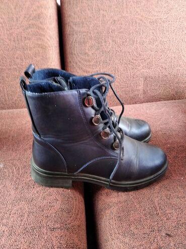 Мужская обувь - Кок-Ой: Продаю женскую зимнию обувь