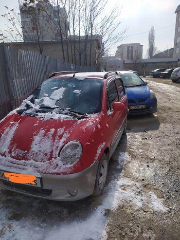 Daewoo Matiz 0.8 л. 2005   222222 км