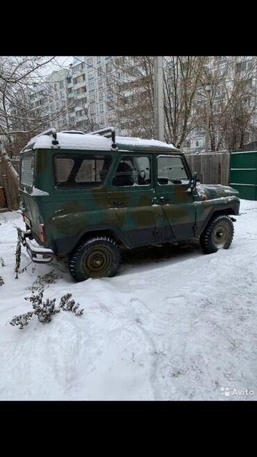 куплю уаз в Кыргызстан: UAZ 31519 2.9 л. 2003 | 100000 км