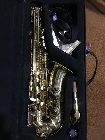 Другие музыкальные инструменты в Кыргызстан: Продаю саксофон альт