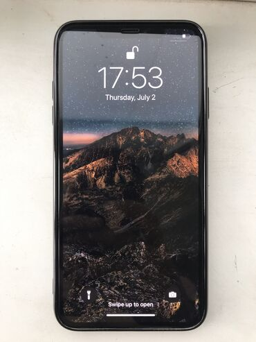 Iphone Xs Max 256 GB With box, charger, case and original earphones