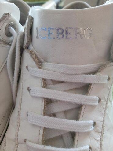 Muske cipele ICEBERG 43 br par puta nosene