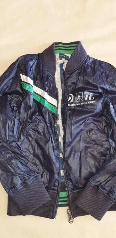 Prolecna jakna sa dva lica, vel 6 - Vrsac