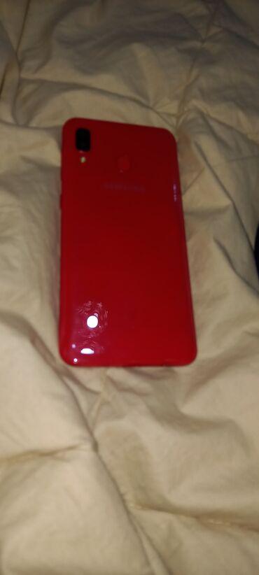 Samsung | 32 ГБ | Красный | Б/у | Гарантия, Сенсорный, С документами