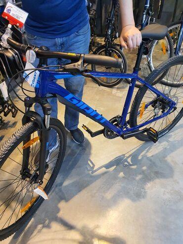 велосипед-детский-5-лет-купить в Кыргызстан: Продаю велосипед Giant. Рама 18. На рост 1.70 -1.90 28 колеса