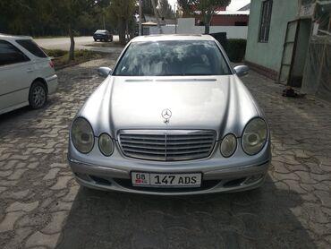 Mercedes-Benz E-Class 3.2 л. 2003