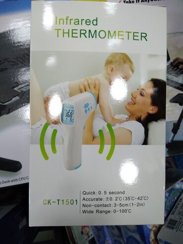 Termometar Specifikacija proizvodaModelCK T1501Raspon temperature32