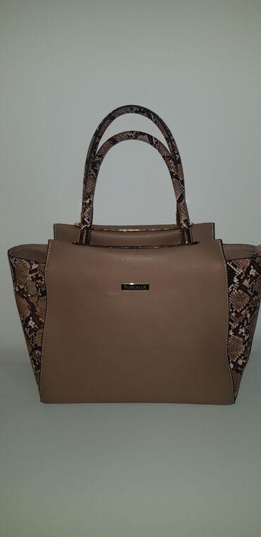 Franceska torba. Bez ostecenja