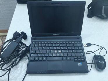 нетбуки в Кыргызстан: Нетбук Samsung N145. Состояние отличное. Только батарейка не держит з