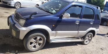 диски на внедорожник в Ак-Джол: Daihatsu Terios 1.6 л. 1997 | 16666 км