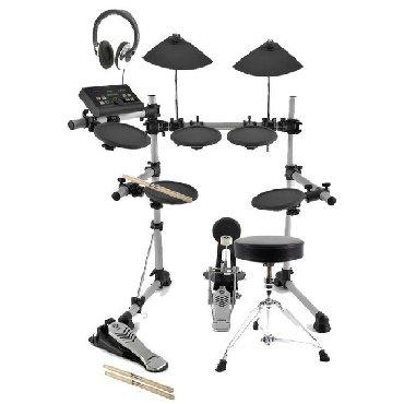 Барабаны в Кыргызстан: Yamaha DTX500K(electro drums). Состояние нового.пользовались,играли то