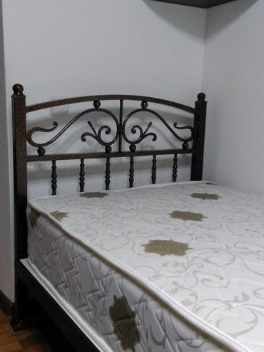 Односпальная кровать 2 м  * 0.8 м. Без матраса. Цена 22000 с. в Бишкек - фото 5