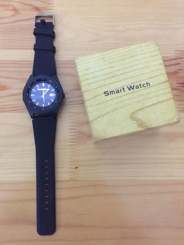 Bakı şəhərində Smart saat,teze 2018,bluetooth,kamera,350 batareya,nömrə,mikrokart