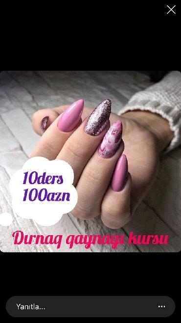 Салоны красоты в Азербайджан: 10gun 100azn sertifikat verilir