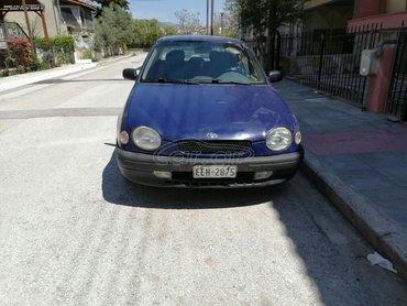 Μεταχειρισμένα Αυτοκίνητα - Περιφερειακή ενότητα Θεσσαλονίκης: Toyota Corolla 1.4 l. 1999 | 238477 km