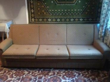 Кресла в Кара-Балта: Диван и 2 кресла хорошее состояние 10 из 10