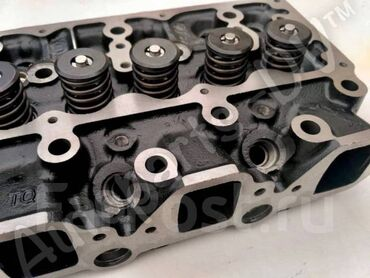 Nissan TerranoTD27 ГБЦ Головка блока цилиндров, Ниссан ТерраноГБЦ